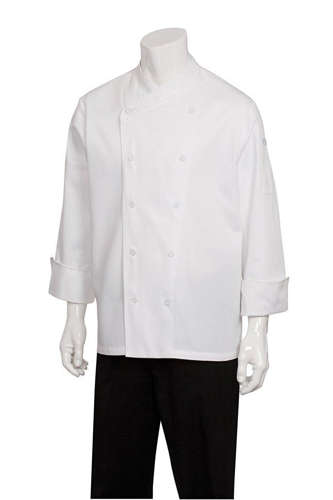 Chef Works Men's St. Maarten Chef Coat