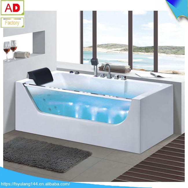 1.7m Clear Acrylic Small Bathtub Apollo Aljkozy Badewanne   Buy  Aljkozy,Small Bathtub,1700x800mm Bathtub Product On Alibaba.com