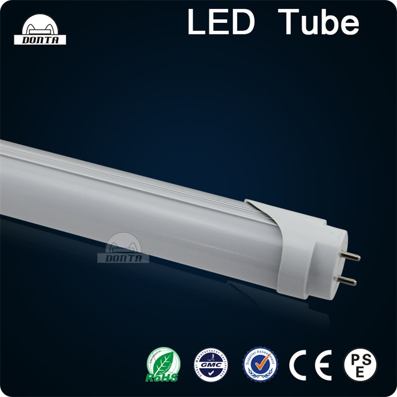 18w ip44 white hot sale aluminum t4 led tube light with ce rohs
