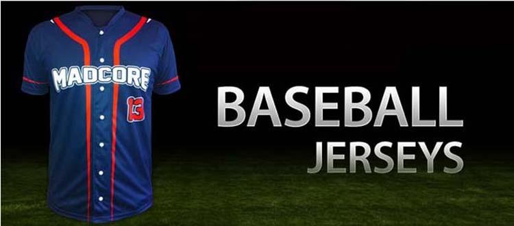 6d1f6400 professional sublimation printed custom V neck men baseball jersey  pinstripe baseball jersey wholesale