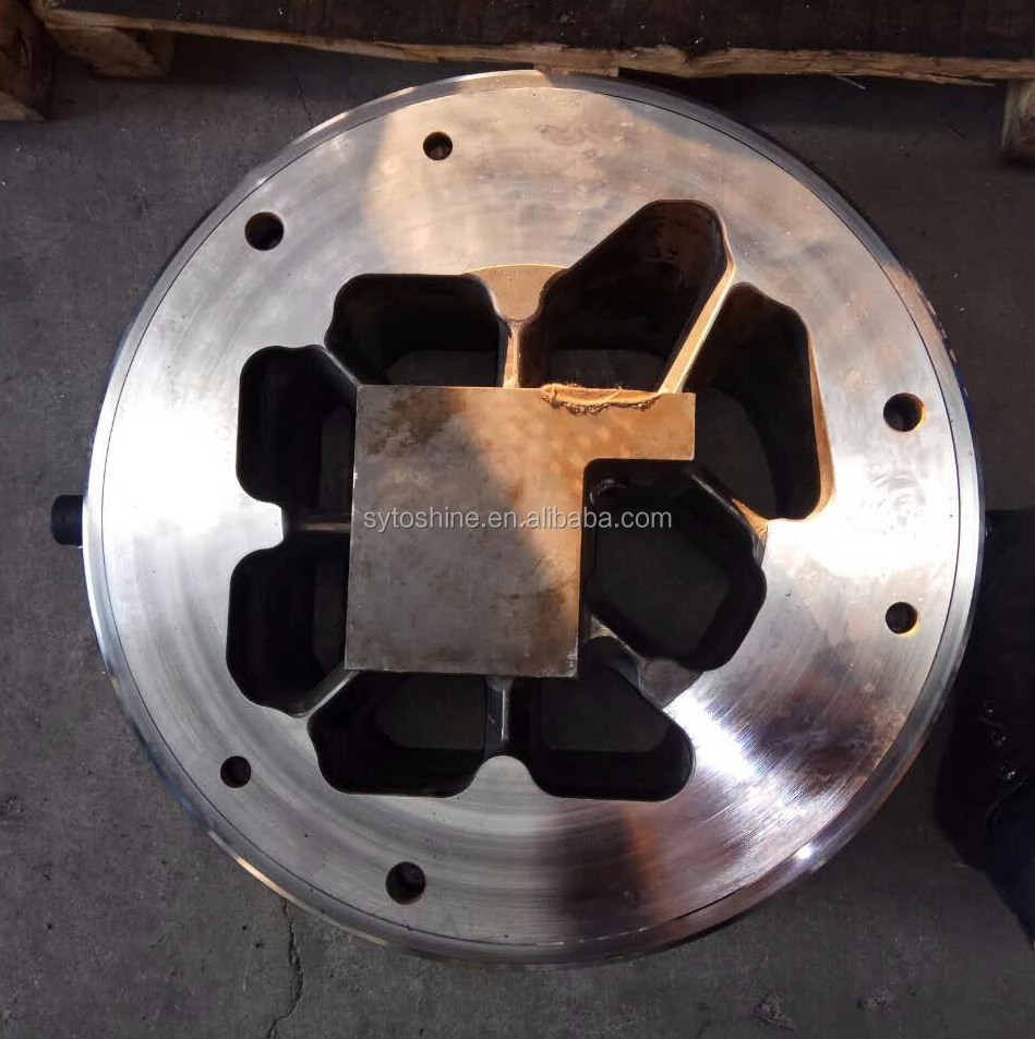 mould for extruder machine