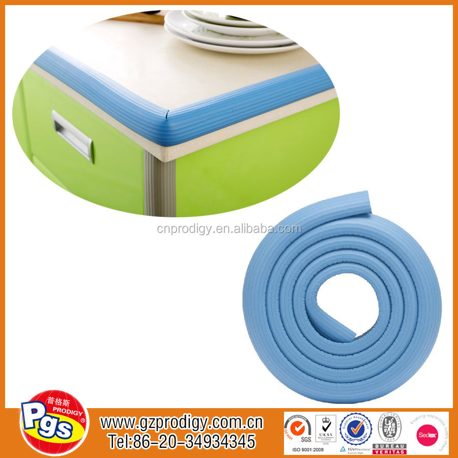 table edge guard. baby safety furniture edge guard corner plastic strip rubber protection decorative table