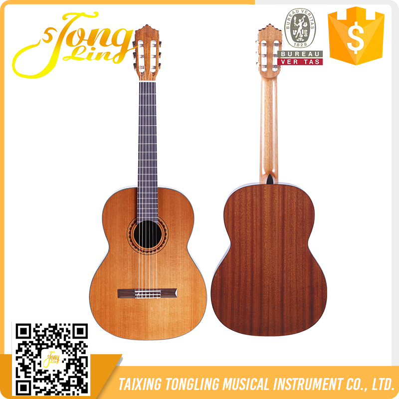 Music Instruments Handmade TLGC-04C classical guitar prices