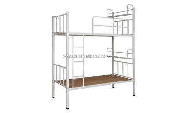 luoyang cheap metal bunk bed frame for adult steel bunk beds hot selling - Cheap Metal Bed Frame