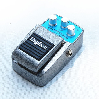 Daphon Compressor Pedal for electric guitar-E20CM