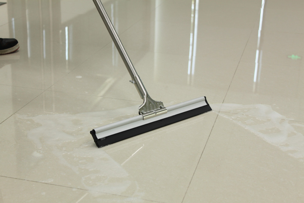 High Quality Aluminum Frame Floor Squeegee Water Wiper