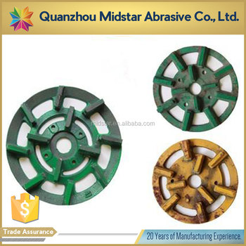 china metal diamond abrasive grinding wheel for stone