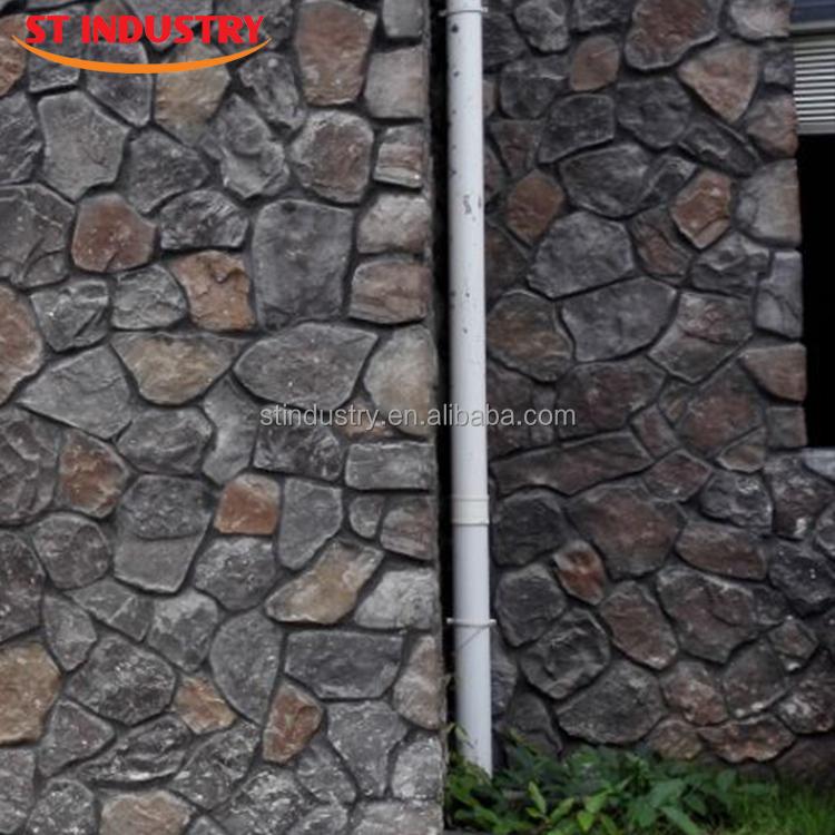 décoration imitation pierre revêtement mural designs-Pierre ...