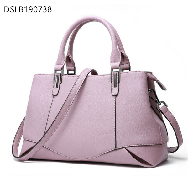 DS Hot Sale 2019 <strong>Genuine</strong> <strong>Leather</strong> <strong>Hobos</strong> Character Women Hand <strong>Bag</strong>