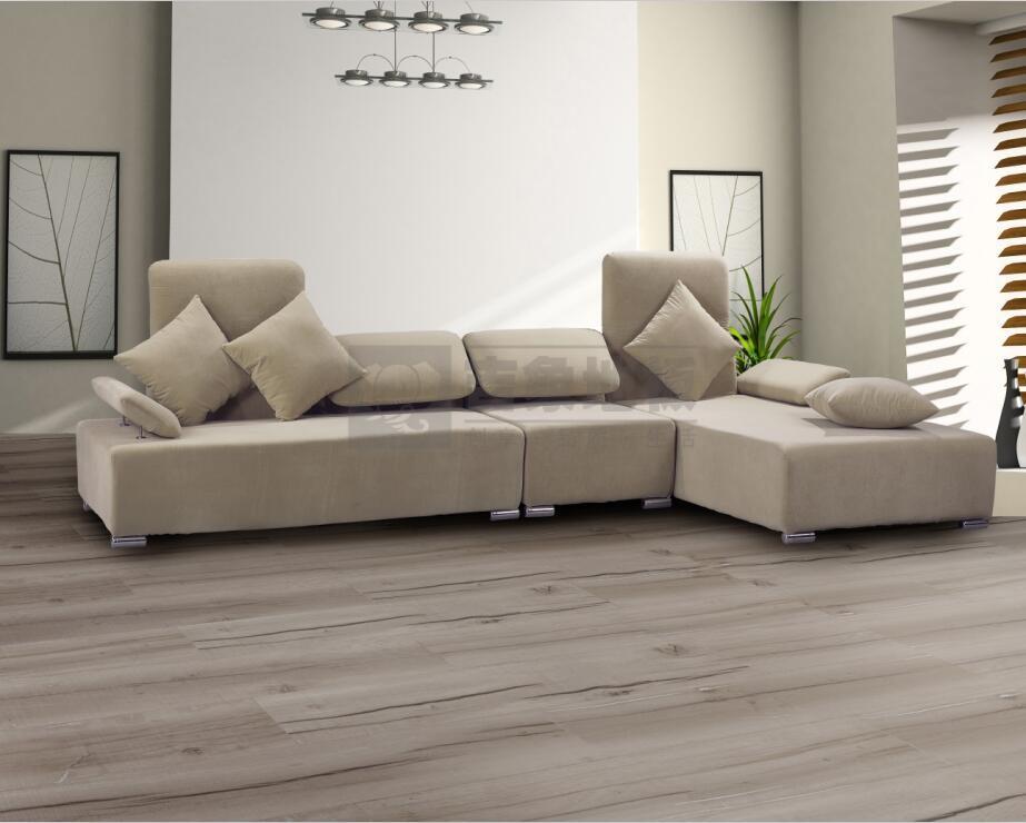 Grey laminate flooring china ac3 12mm q013 waterproof for 3d laminate flooring