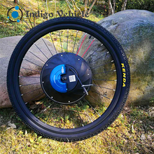 26/27.5 Inch Front Wheel Bicycle Parts Hub Motor 250W/350 Watt Electric Bike Conversion Kit