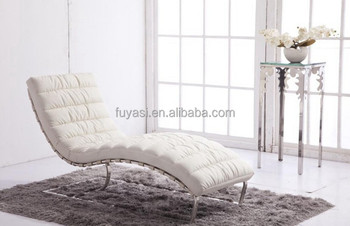sexy chair metal sofa feet living room chaise lounge designer chair f 001 - Chaise Design Metal
