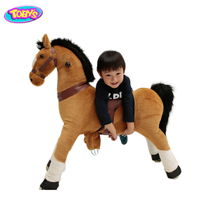 The Last Day's Special Offer Animal Ride on Toys for Mall Running Horse Toy