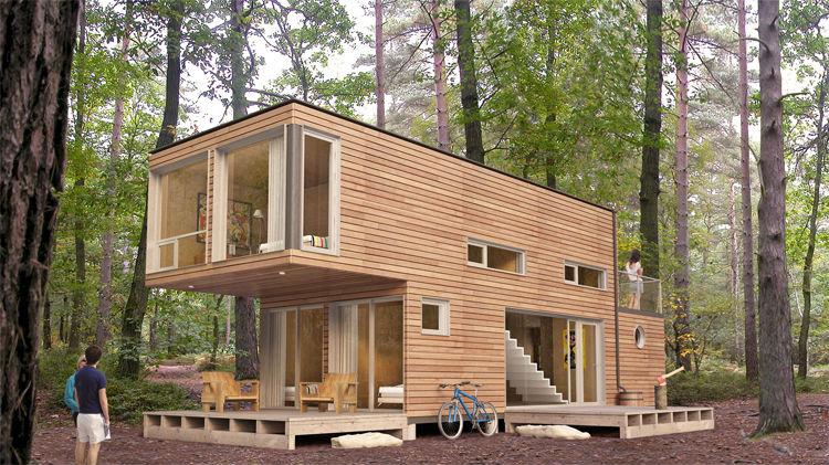 Prefab Huis Prijs : Multifunctionele prijs prefab container huis te koop met een goede