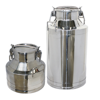 KLN new condensed 50l 30 liters 20L mini steel 5l stainless steel milk can