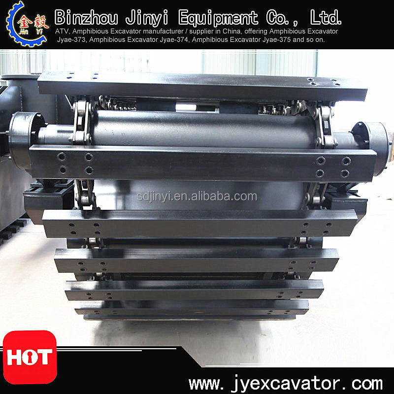 China Cheap Amphibious Undercarriage For 20 Ton To 24 Ton Swamp Digger -  Buy Amphibious Undercarriage,Cheap Amphibious Undercarriage,China  Amphibious