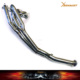 Stainless steel exhaust header manifold for MAZDA 89-93 MIATA 4CYL 1.6L NA B6ZE MX-5 MX5