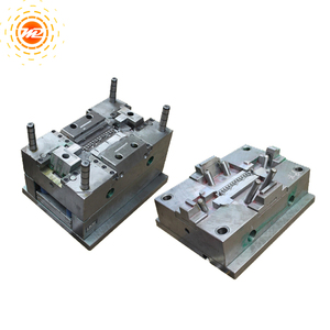 Plastic Mold Back Set 1 Precision Cnc Turning Processing