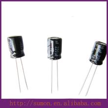 High quality 10v 220uF aluminium electrolytic capacitor/aluminium electrolytic capacitor