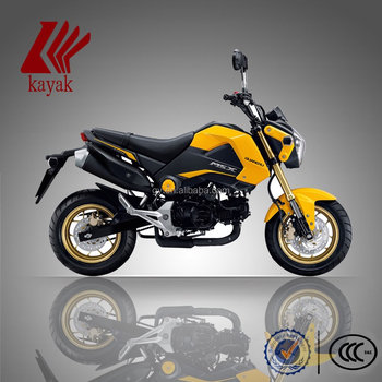 High Quality Msx 125 Original Design 125cc Mini Bike Monkey Bike