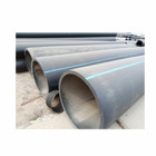 Outside diameter 90mm pe pipe hdpe pipe for fiber optic cable