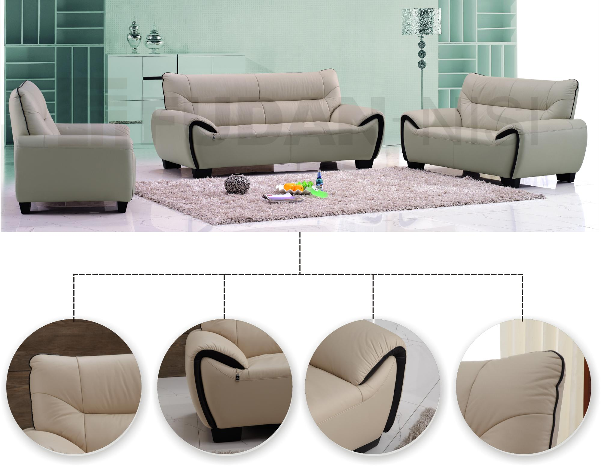 Light Colored Leather Sofas And Home Furniture For Product On Alibaba