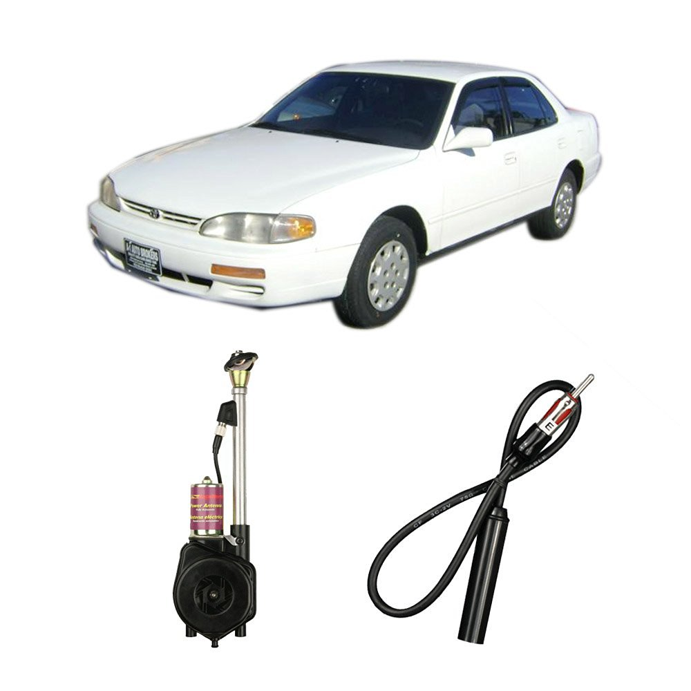 how to replace the radio antenna on a 1992 toyota celica