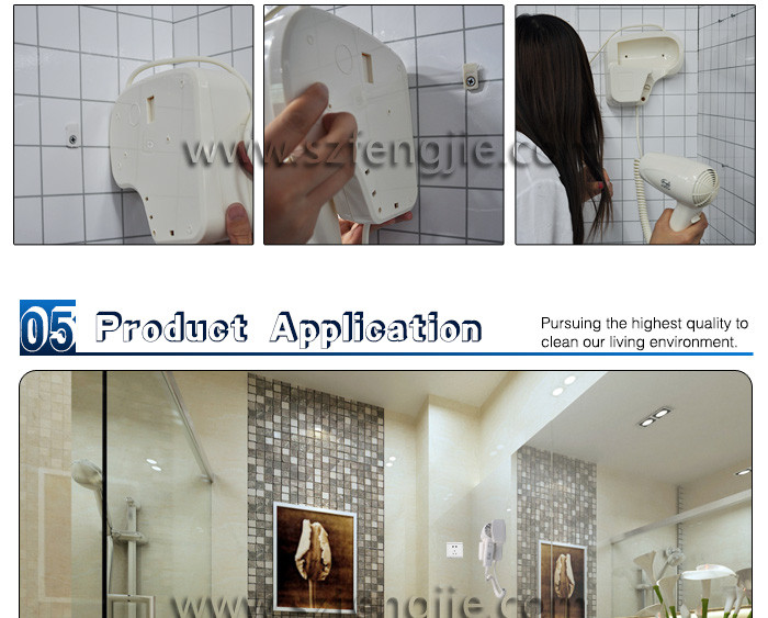 220V 1200W Good Quality Hotel Hair Dryer FB-314-A
