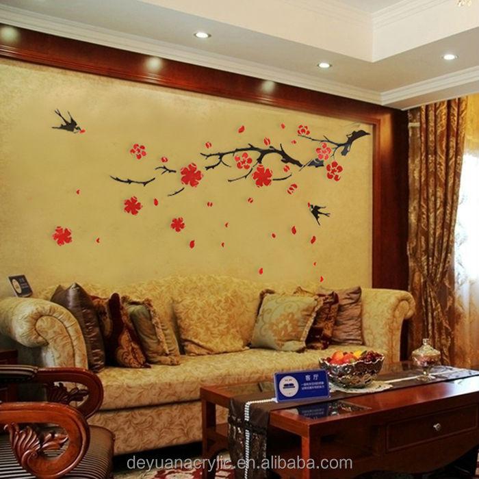 Acrylic Interior Design: Home Decoration Acrylic Board/ Indoor Decoration Fashion
