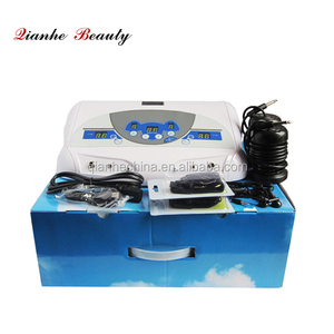 multifunctional ion cleanse detox foot spa machine with MP3 music function