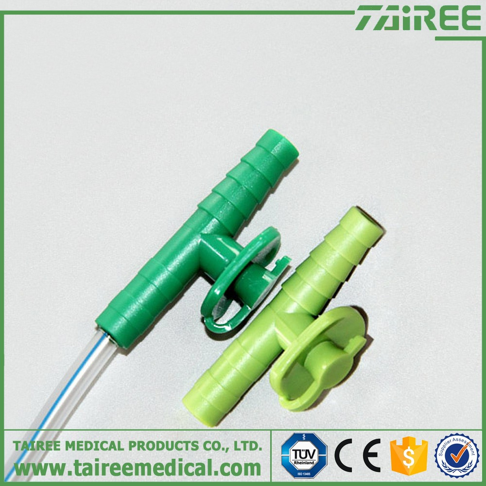 sterile suction catheter suction tube