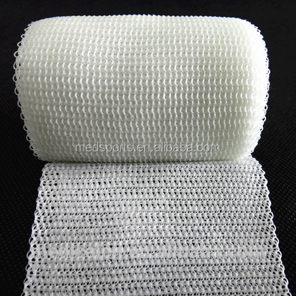 Plaster bandage Medical consumable orthopedic fiberglass casting tape