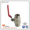 high quatity hs code ball valve