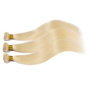8a Grade Straight Raw Indian Hair 613 Blonde Human Remy Hair Cheap Indian Hair Vendor in China