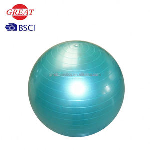 Hot sale Stability Yoga series anti burst balance gym ball for gymnastic fitness exercise