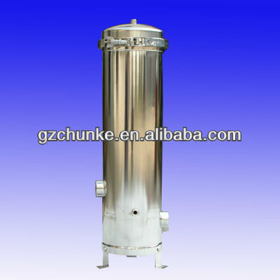 Guangzhou Chunke Stainless Steel Water Filter Cartridge Water Treatment Accessory / Ro System