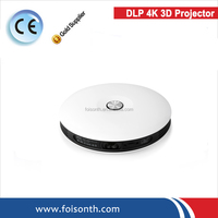Smart Dlp Android5.1 4K Led Yes Home Theater Portable Projector