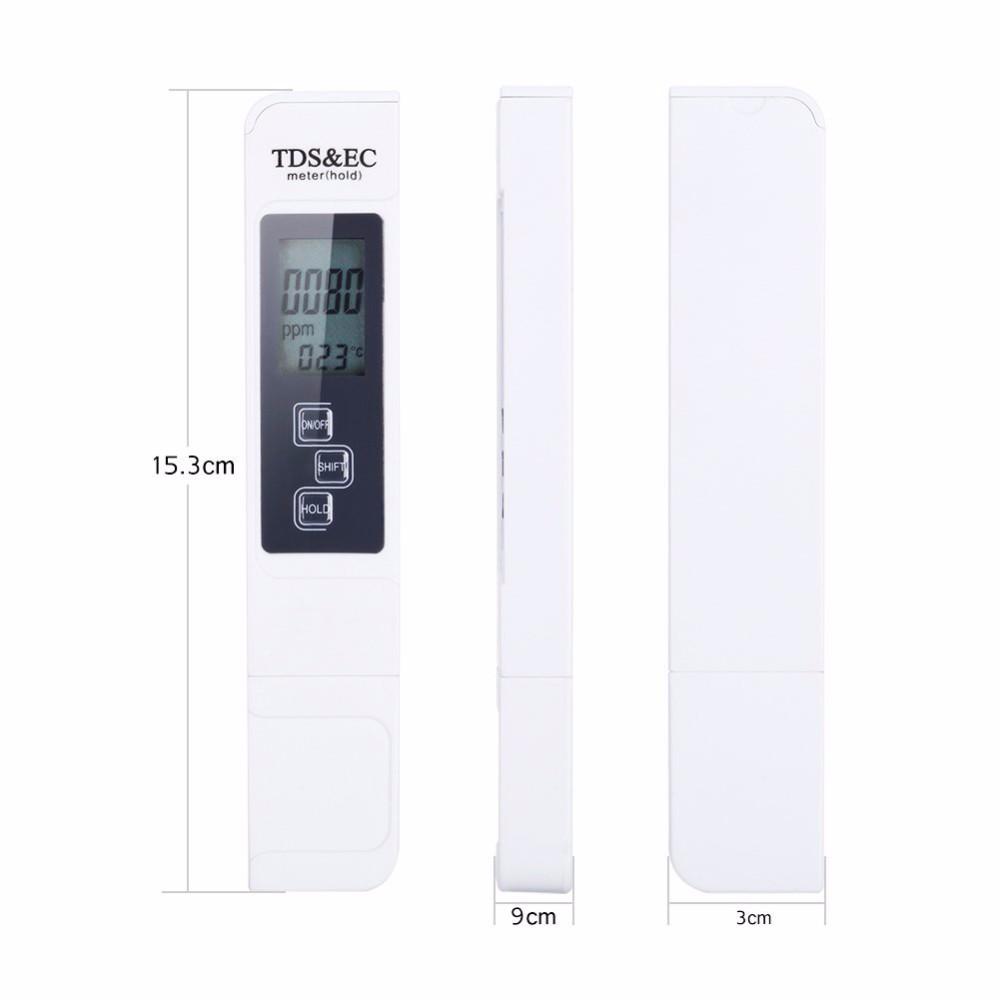 Function Of Conductivity Meter : Digital tds ec meter buy portable