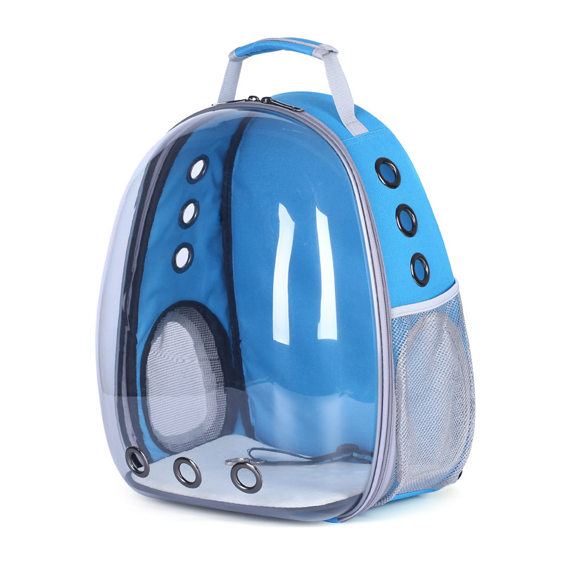 Lightweight Waterproof Panoramic Pet Backpack Astronaut Breathable <strong>Bag</strong> Small Cat Capsule Pet Travel <strong>Dog</strong> Backpack <strong>Carrier</strong>
