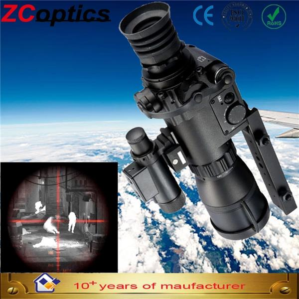 extending monocular night vision infrared car reverse camera rm350 the us military glasses
