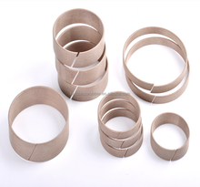 wear strip resin Polyester band