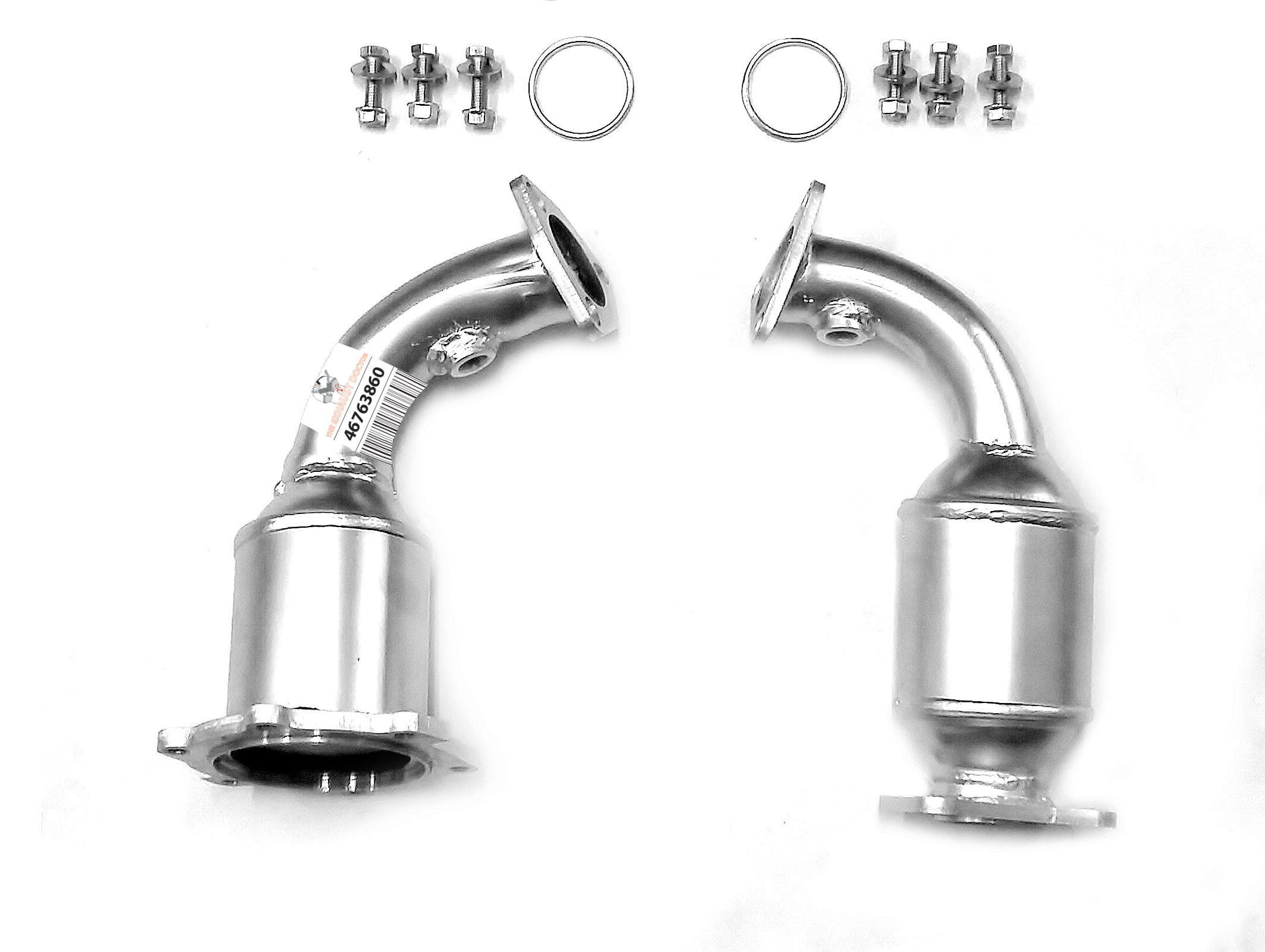 2009-2014 Nissan Murano 3.5L Y-Pipe Xotic Exhaust Catalytic Converter with Gaskets Included OBDII