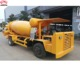 2 cbm Tunnel Construction Cement Mixing Vehicle/Low Price Concrete Mixer Truck Sale