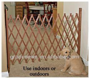 Folding Dog Gates Indoor | Sevenstonesinc.com