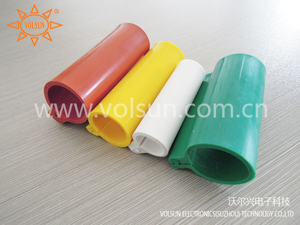 High Voltage Line Covers : Overhead silicon rubber high voltage line cover buy