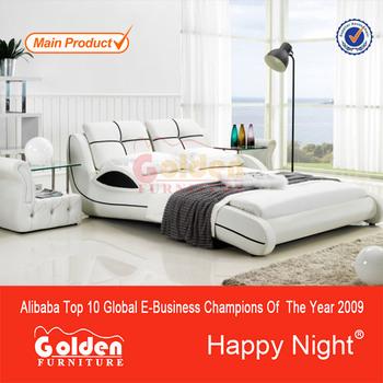 G925 # Alibaba Último Diseño King Size Cama Con Dosel Marco - Buy ...
