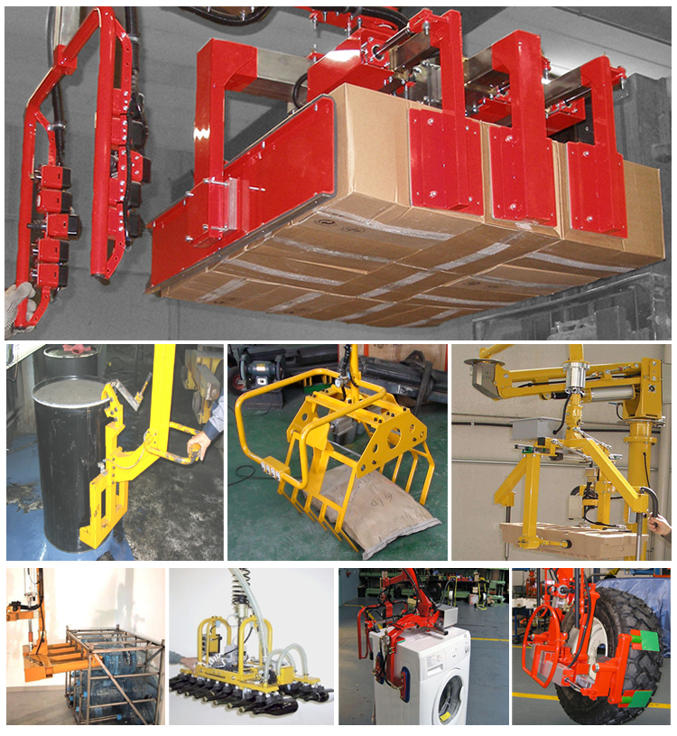 Universal 6 Axis Industrial Robot Arm Pneumatic Robot Cnc Foundry Manipulator For Lifting
