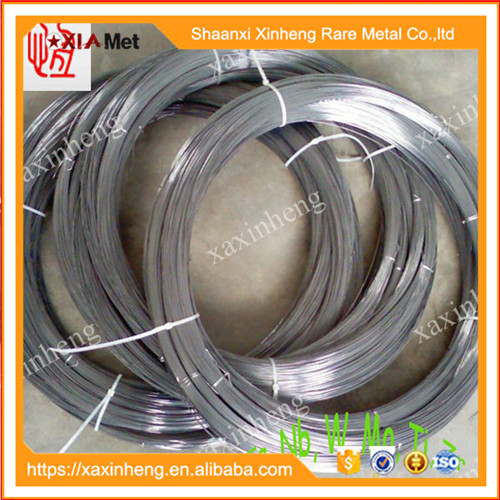 Offering tungsten wire in 99.95% purity