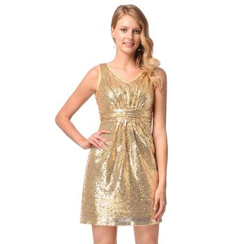 89de1e5ee70cc Fashion Gold Yellow Sequins Mini Party Dresses,Club Dresses Forever New  Dress For Party - Buy Sexy Party Sequin Dresses,Gold Yellow Sequin  Wholesale ...