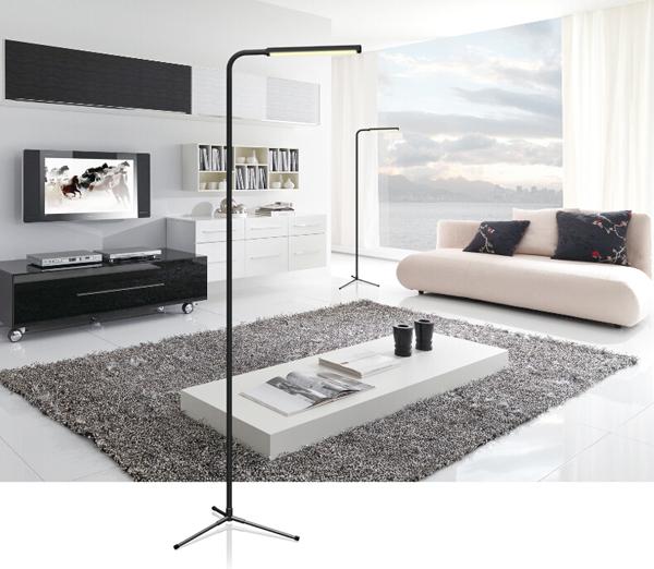 Modern Design Floor Lamp Tripod Led Music Stand Light